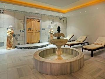 Хотел Palm Wings Beach Resort Kusadasi 4* - спа