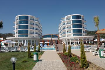 Хотел Notion Kesre Beach Hotel 4*