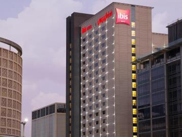Дубай, хотел Ibis One Central 3*