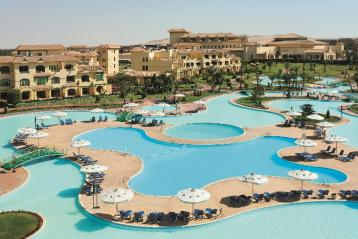 Хотел Movenpick Hotel & Casino Cairo-Media City5*
