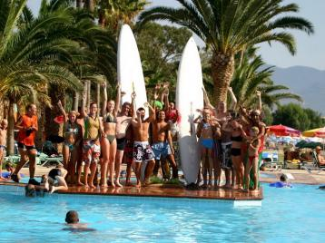 Хотел Ephesia Holiday Beach Club HV - воден спорт