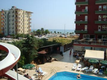 Hotel Club Bayer Beach, Алания, Анталия