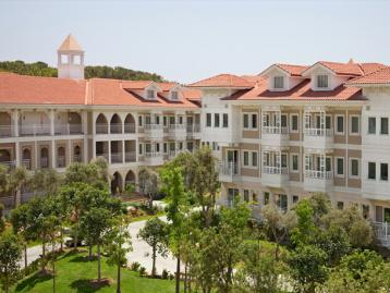 Хотел Ali Bey Resort SIde - фасада