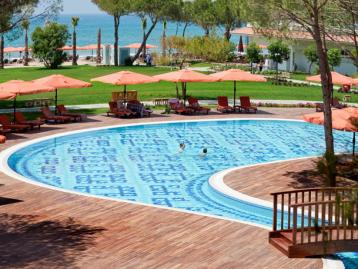 Hotel Ali Bey Resort SIde - басейн