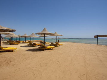 Хотел Harmony Makadi Bay Resort - плаж
