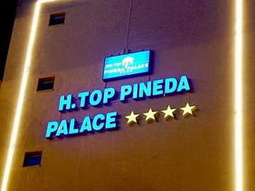 H Top Pineda Palace 4*, Коста Брава